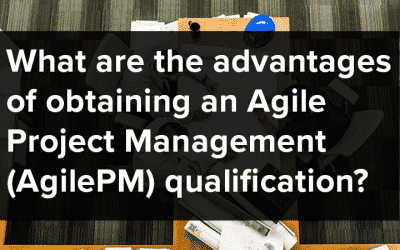 What are the advantages of obtaining an Agile Project Management (AgilePM) qualification?