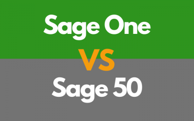 Sage One vs Sage 50: What is the difference?