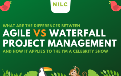 Agile v Waterfall project management methodology: What are the differences and how can they be applied to the I'm a Celebrity 2020 show?