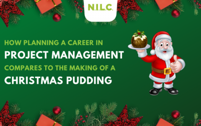 How planning a project management career compares to the making of a Christmas pudding