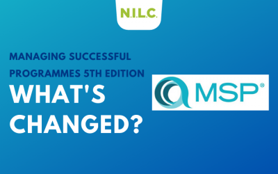 MSP 5th Edition – What's changed in Managing Successful Programmes?