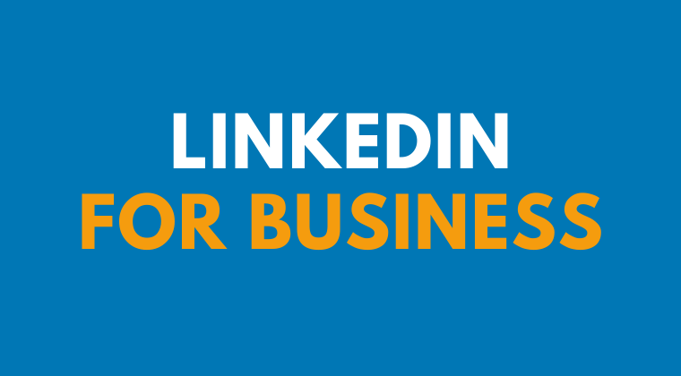 LinkedIn for Business Online Training Course