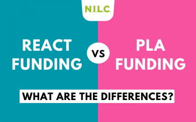 ReAct Funding vs Personal Learning Accounts: What are the differences?