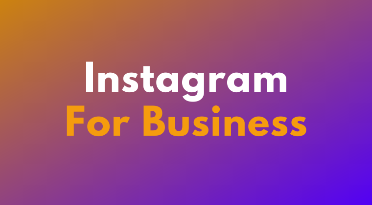 Instgram for Business Online Training Course